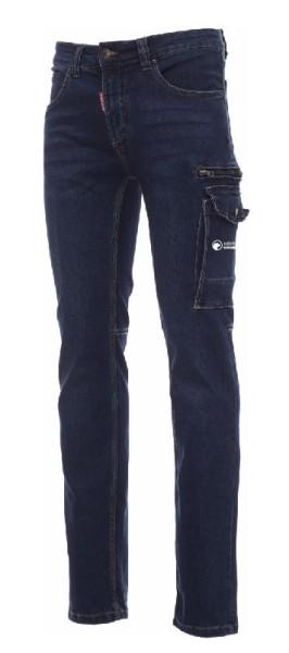 Arbeits-Bundhose, Jeans